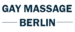 Gay Massage Berlin